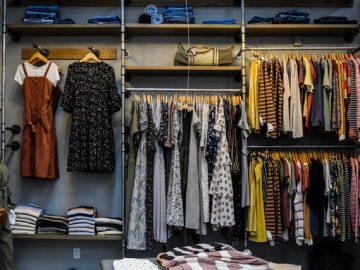 Szafy pojemne jak garderoba