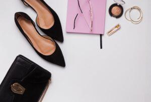 czarne szpilki damskie